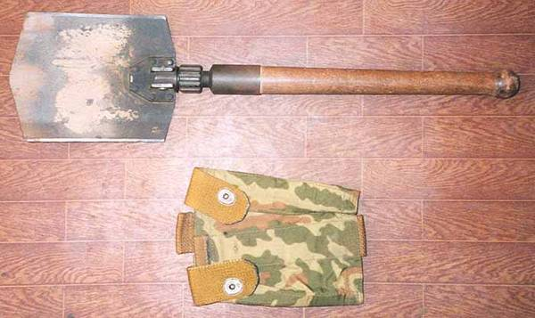 Лопата складная своими руками 90